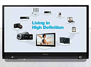 Panasonic HD