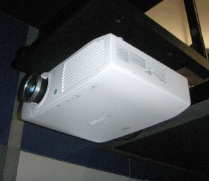 Product News: Panasonic Shows sub-$2,000 Media Room Projector, by ...