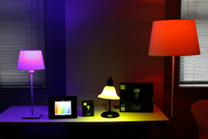 philips hue may have the cool factor down though with an app that allows you to pick a color from a smartphone photo and easily program a rooms led - Philips Hue Color