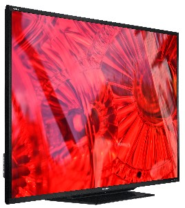Sharp 90 inch led tv is bigger than your dining room table for Dining room table 90 inch