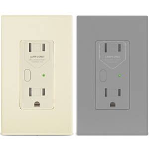 Smarthome's new OutletLinc dimmer