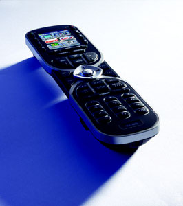URC MX-810 remote