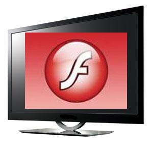 adobe flash tv