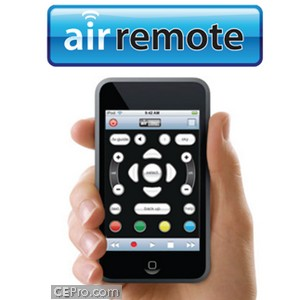 iPhone AirRemote