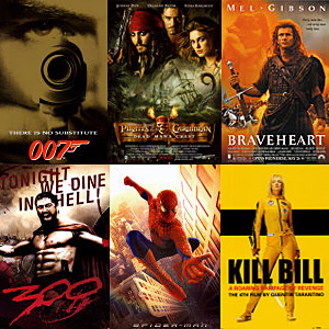 All Movie Posters Deal