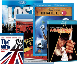 Blu-ray Titles