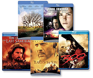 Amazon Blu-ray Blowout