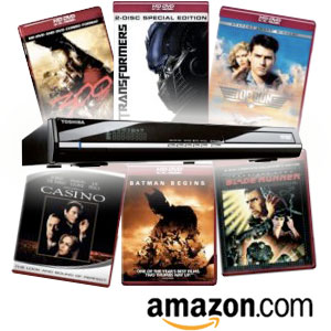 Amazon HD DVD