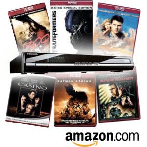 Amazon HD DVD