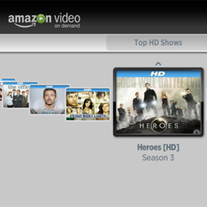 Amazon Video On Demand Panasonic