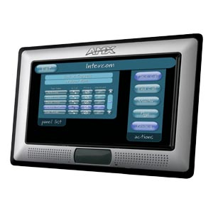 AMX Modero Touch Panel