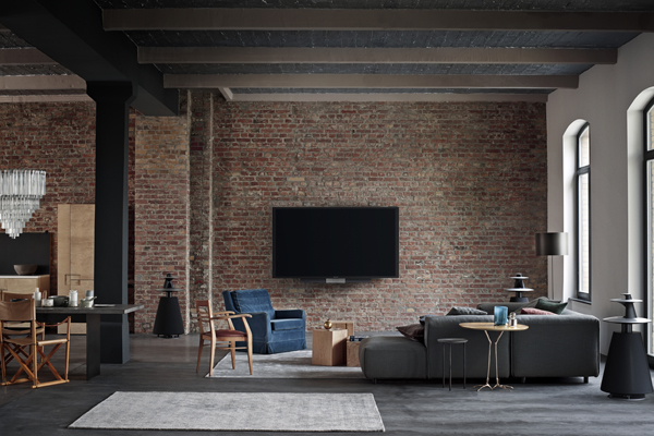 bang olufsen bangs out 85 inch avant ultra hd 4k tv. Black Bedroom Furniture Sets. Home Design Ideas