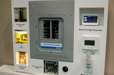Circuit Panel breakers that report usage loads and status ...