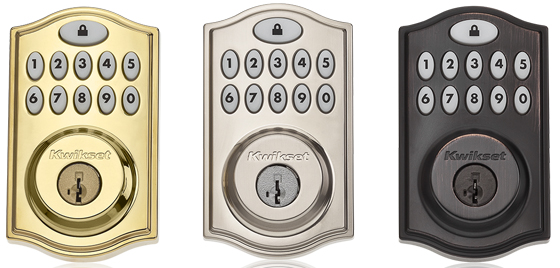 Kwikset Puts Home Connect Into Smartcode 914 Deadbolt Electronic House