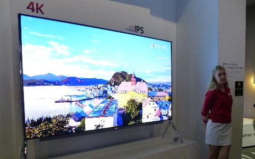 What Did Ces Do For 4k Ultra Hd Tv Electronic House