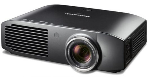 A larger view of the Panasonic Projector