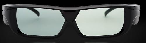Sharp's 3D Glasses