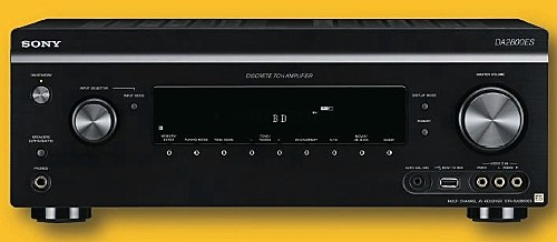Hands On Sony STADAES Receiver With Control Electronic House - Small home theater receiver
