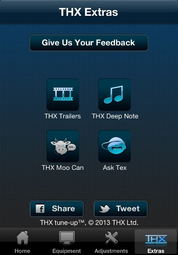 Thx releases home theater tune up app electronic house - Home cinema thx ...