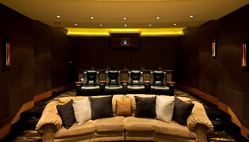 Lighting Your Home Theater S Best
