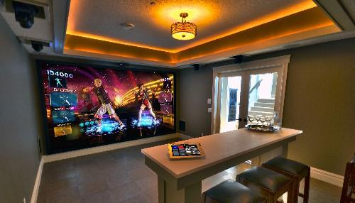 Kinect  Small Room