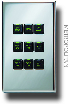 New Savant Lighting Keypads Available in Custom Finishes & New Savant Lighting Keypads Available in Custom Finishes ... azcodes.com
