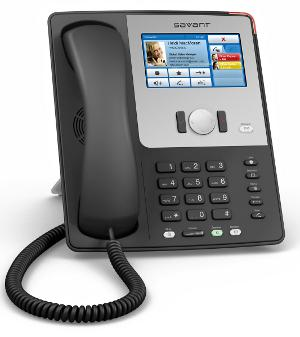 Savant's Telephony Solution handsets