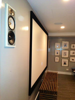 Speaker Solution Goes Outside The Box Sort Of Electronic House