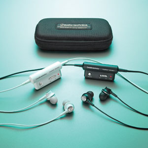 audiotechnica headphones