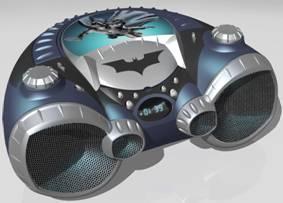 Batman Boombox