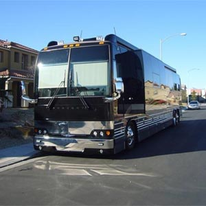 Inside BB King's $1.4 Million Tour Bus