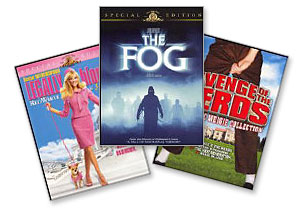 40% Off Over 800 DVDs