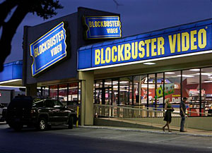 CinimaNow vs. Blockbuster