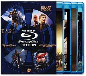 Best of Blu-ray Action Pack