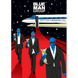 Blue Man Group Blu-ray