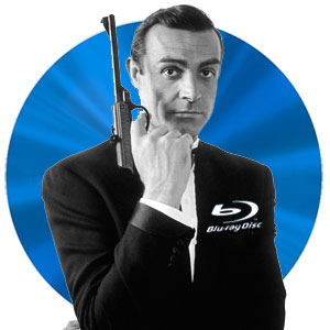 Bond Coming to Blu-ray