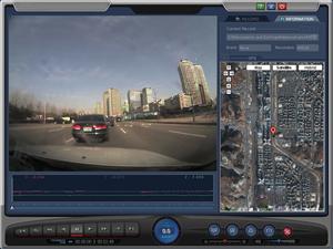 Brickhouse Car Camera Voyager Pro