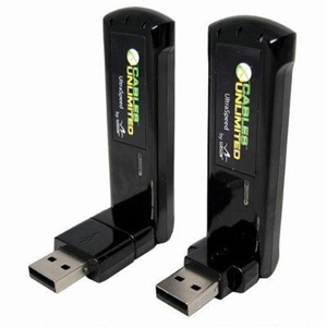 Cables Unlimited Wireless USB Adapter Set