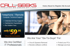 Call The Geeks