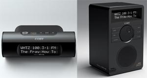 Coby HD Radio