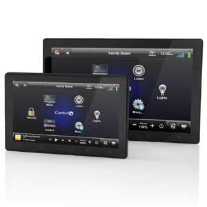 Control4 InfinityEdge Touchscreen
