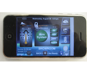 Convergent Living iPhone