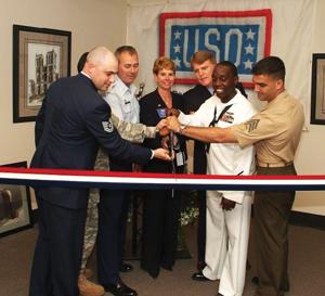 Crestron USO Ceremony