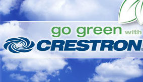 crestron green