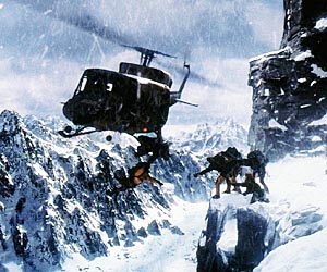 A still from Vertical Limit