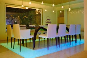 led dining