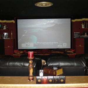Rob McIntosh Home Theater