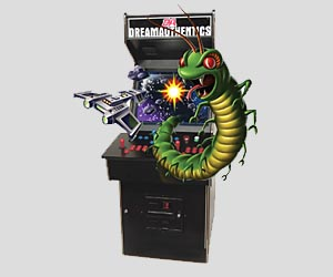 DreamAuthentics Personal Video Arcade