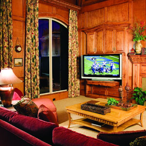 Info & Answers: Family Room Design Ideas, by EH Staff - Electronic