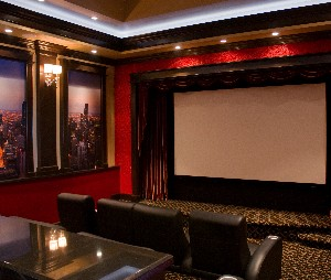 Home Theater Décor That Will Make You Flip